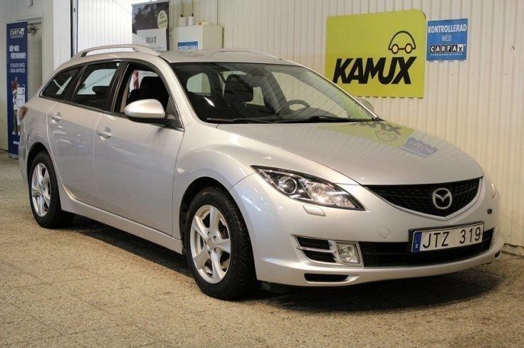 begagnad Mazda 6 2.2 D Drag M-värmare Elspeglar AUX