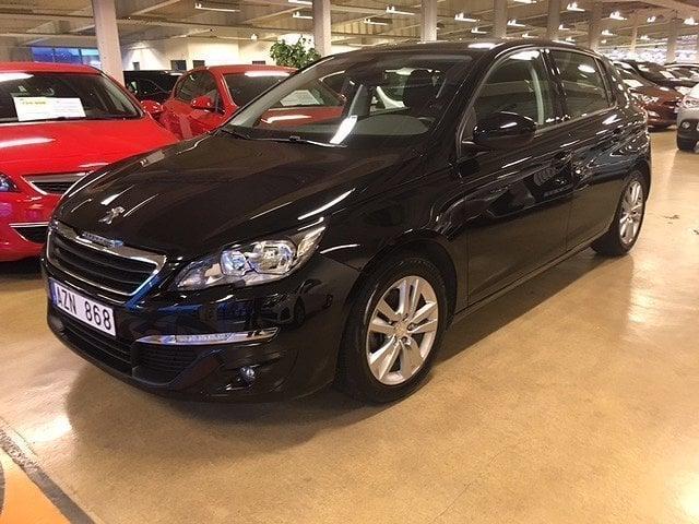 begagnad Peugeot 308 5D Active 1,6 Turbo 125hk Limited Edition