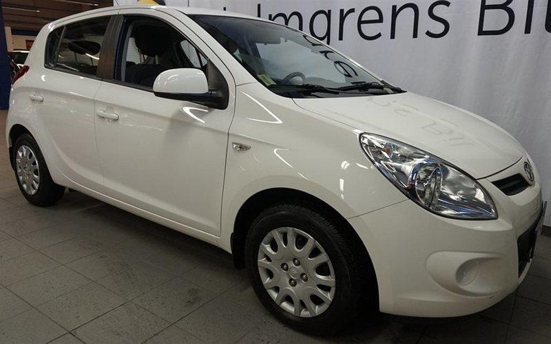 begagnad Hyundai i20 1.2 (78hk)