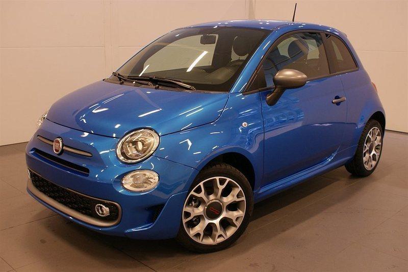 gebraucht Fiat 500 Sport 1.2 69HK