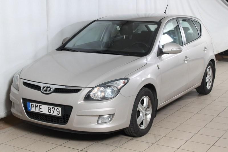 begagnad Hyundai i30 5D 1.6 CRDi M6