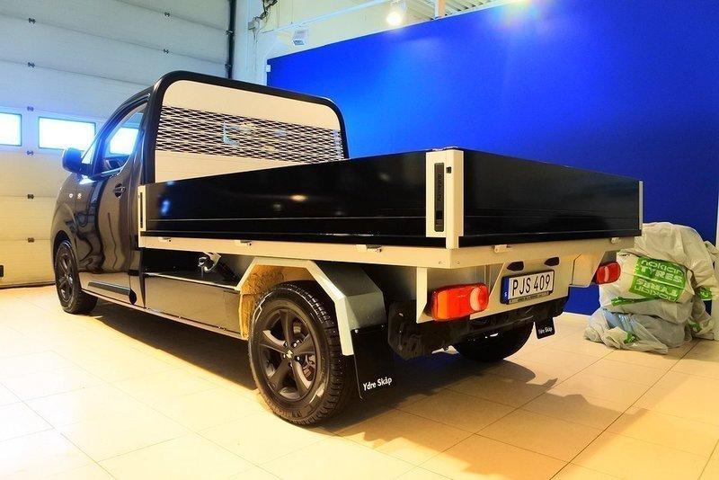 Peugeot Expert Pro+ L2450 150 Hk 4X4 Transportbil - Flak