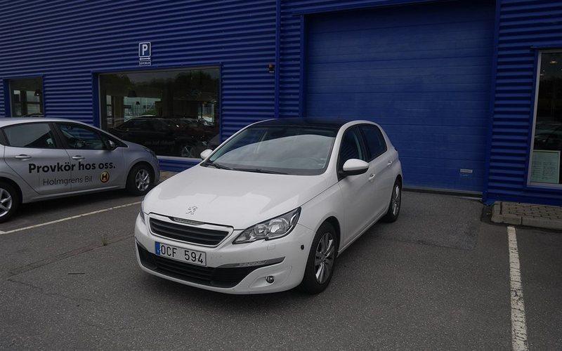 begagnad Peugeot 308 5D ACTIVE 1,6 E-HDI