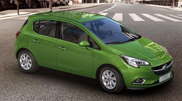 gebraucht Opel Corsa Enjoy 5d 1.4 /90hk
