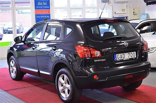 s ld nissan qashqai 2 0 dci 150hk begagnad 2008 mil i uppsala. Black Bedroom Furniture Sets. Home Design Ideas