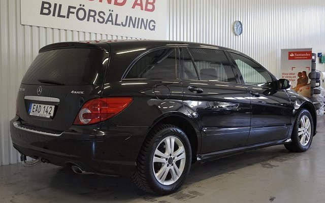 S ld mercedes 320 benz r cdi 4mati begagnad 2010 for How do you spell mercedes benz