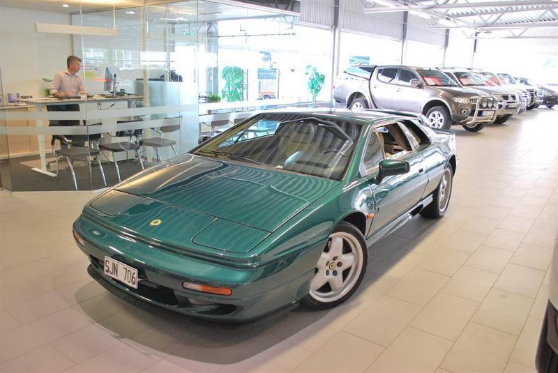 Sld Lotus Esprit S4 1995 Sportku Begagnad 1995 5200 Mil I Rebro
