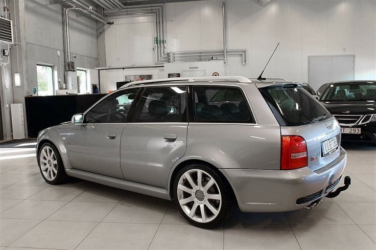 S 229 Ld Audi Rs4 B5 Mtm Begagnad 2001 21 100 Mil I S 246 Dermanland