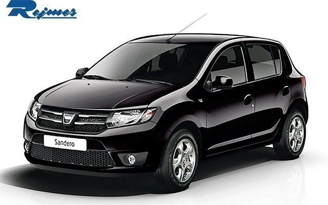 s ld dacia sandero ii phii 0 9 tce begagnad 2017 0 mil i rebro. Black Bedroom Furniture Sets. Home Design Ideas