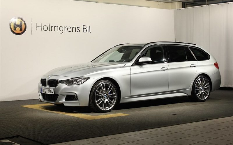 begagnad BMW 320 320D d Touring 2013, Kombi 229 900 kr