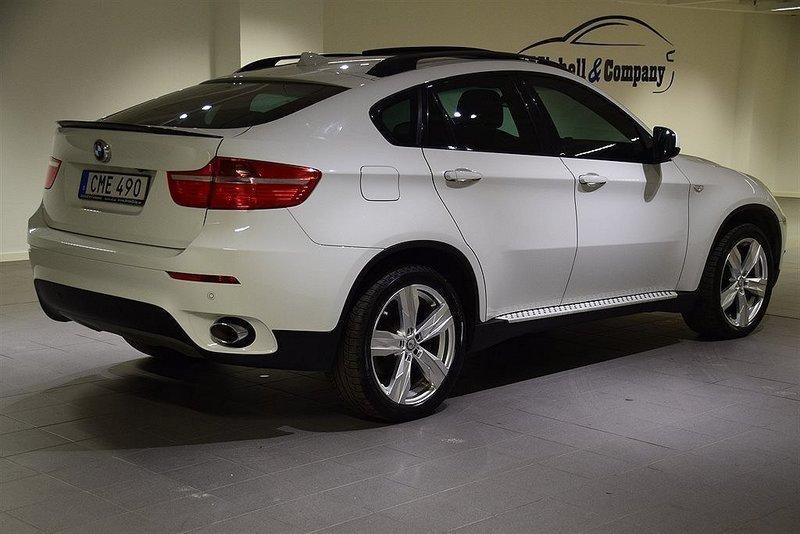 S 229 Ld Bmw X6 40d Facelift Sportpake Begagnad 2011 18 200