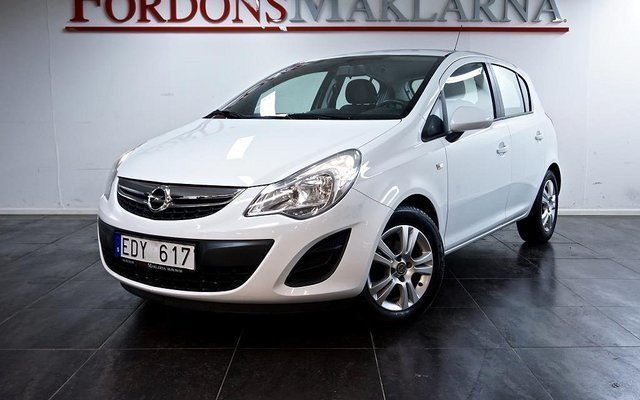 s ld opel corsa 1 2 twinport 5d rr begagnad 2011 mil i stockholm. Black Bedroom Furniture Sets. Home Design Ideas