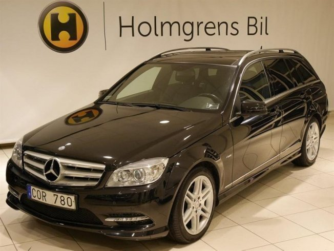 begagnad Mercedes C220 CDI AMG Kombi Aut 7g-Tronic