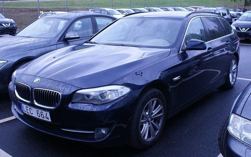 begagnad BMW 520 d Touring 2011, Kombi