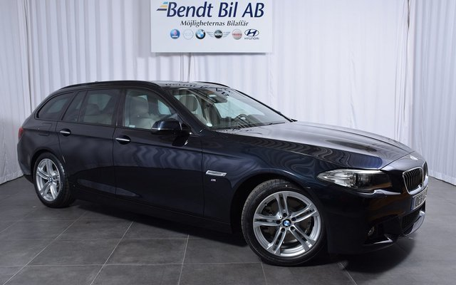 begagnad BMW 520 d Touring / M-Sport