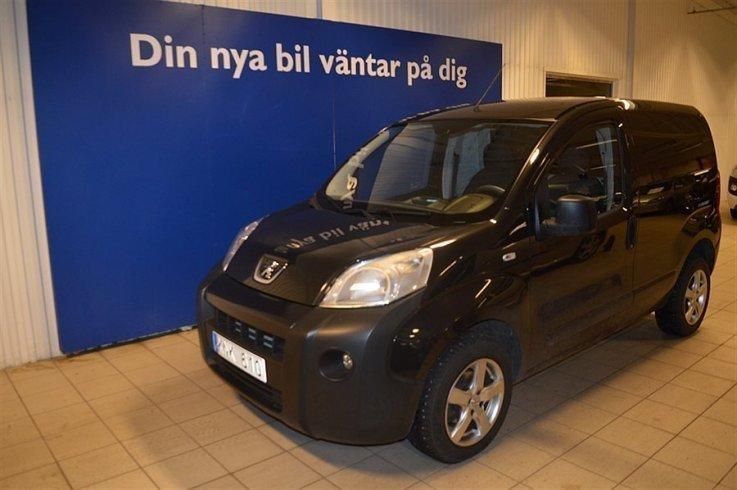 begagnad Peugeot Bipper 1.4 HDI Skåp (70hk)