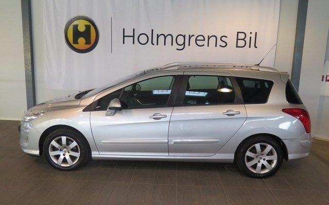begagnad Peugeot 308 SW 1,6 HDI PREMIUM+
