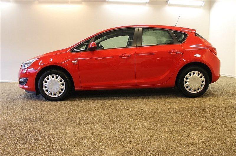 begagnad Opel Astra 5D Enjoy 1.6 115HK