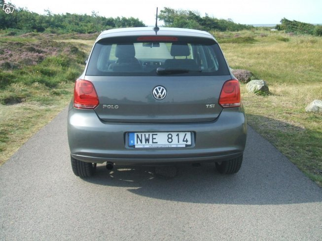 s ld vw polo 1 2 tsi 90 hk 13 begagnad 2013 mil i halmstad. Black Bedroom Furniture Sets. Home Design Ideas