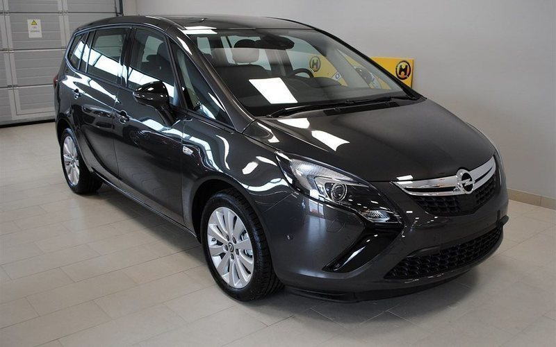 begagnad Opel Zafira Tourer Business 2.0 CDTI ECOTEC 170hk AT6