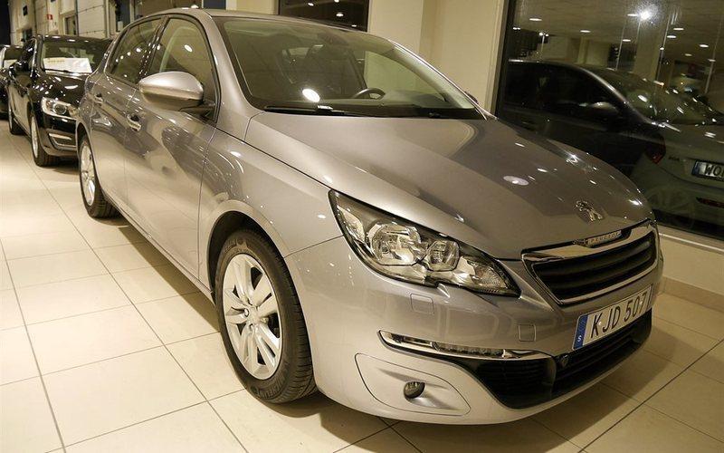 begagnad Peugeot 308 5d Active BlueHdi120 Aut