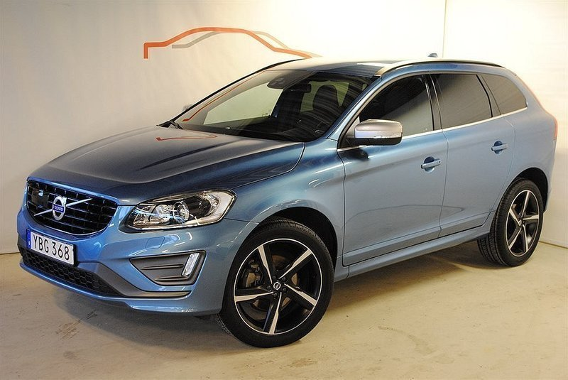 begagnad d4 awd momentum business e volvo xc60 2016 km i arvika. Black Bedroom Furniture Sets. Home Design Ideas