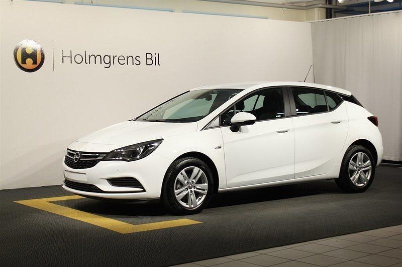 "gebraucht Opel Astra Enjoy 5d 1.4T /125 Erg. sportstolar 16"" Alu Pluspaket Onst"