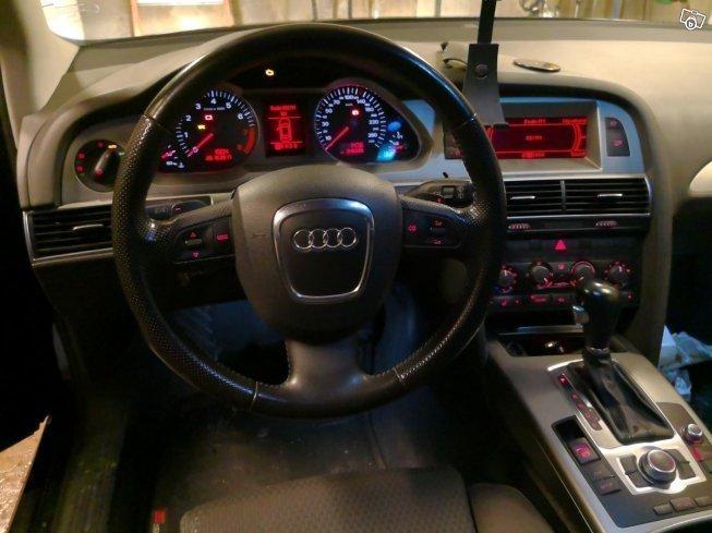 Såld Audi A6 C6 Multitronic 20 Tf Begagnad 2007 30 000 Mil I