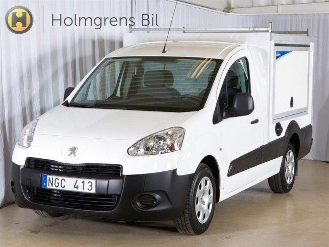 begagnad Peugeot Partner Boxline 1.6 HDi