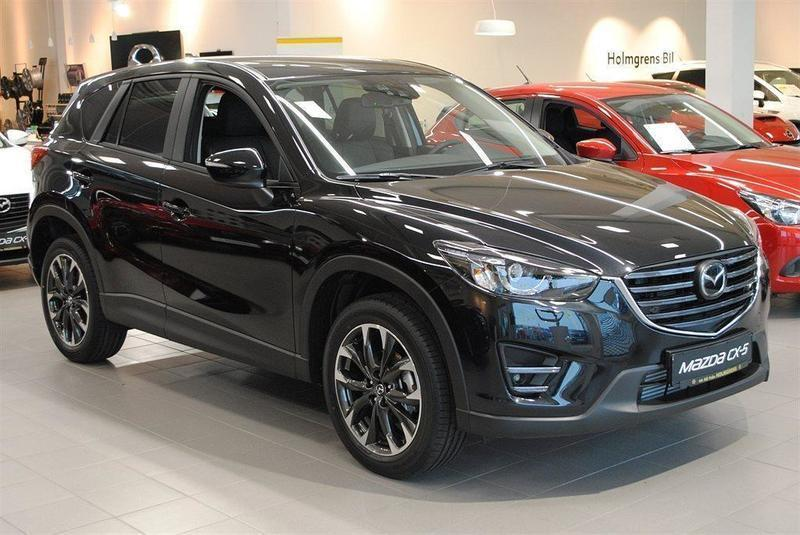 begagnad Mazda CX-5 OPTIMUM 2.2 175 HK AWD AUTOMAT