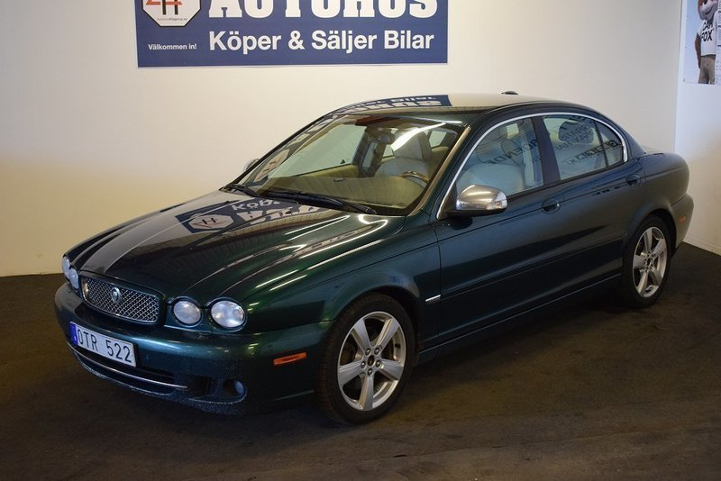 s ld jaguar x type 2 2 diesel ny b begagnad 2009 35 500 mil i kl gerup. Black Bedroom Furniture Sets. Home Design Ideas