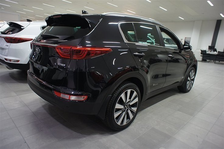 s ld kia sportage 2 0 crdi automat begagnad 2016 1 mil. Black Bedroom Furniture Sets. Home Design Ideas