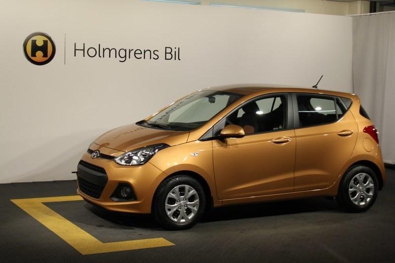 begagnad Hyundai i10 1.0 M5 Comfort Farth.Orange int
