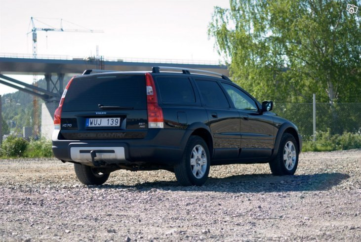 s ld volvo xc70 2 5t awd 05 begagnad 2005 mil i sundsvall. Black Bedroom Furniture Sets. Home Design Ideas