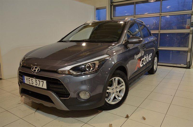 begagnad Hyundai i20 1,0t M5 Active Premium