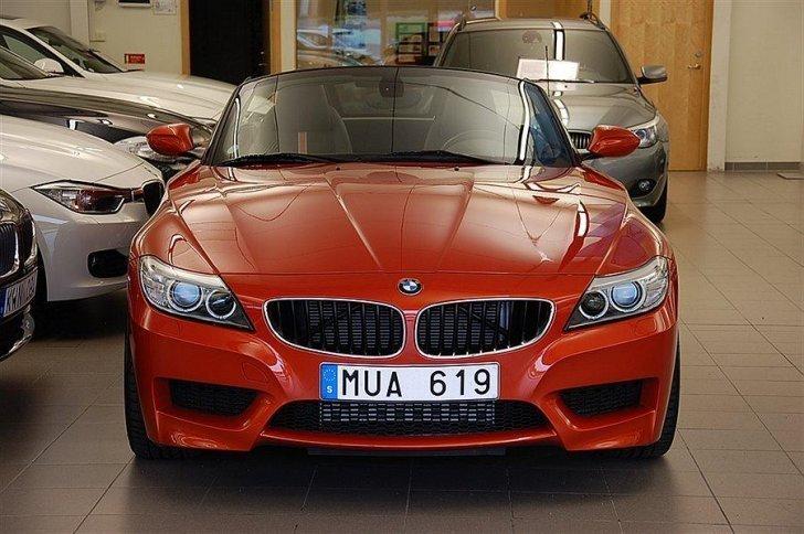 S 229 Ld Bmw Z4 28i M Sport Aut Cab Begagnad 2013 600 Mil I Lund