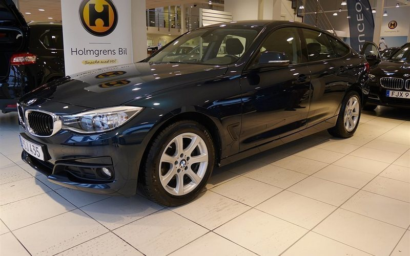 begagnad BMW 320 Gran Turismo D xDrive (184 hk)