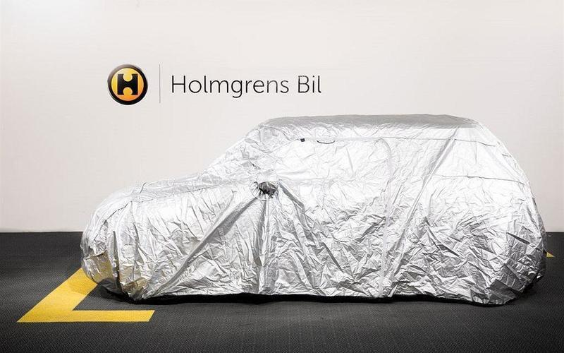 begagnad VW Sharan 2.0 TDI BlueMotion 4motion (140hk)
