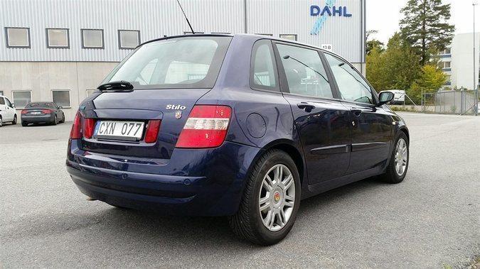 Sld Fiat Stilo Abarth 24 20v Nav Begagnad 2002 7062 Mil I Handen