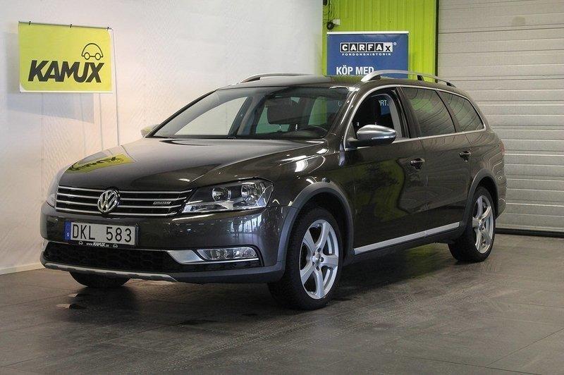 begagnad VW Passat Alltrack 2.0 TDI DSG AUT 4MOTION DRAG 2013, Kombi 166 500 kr