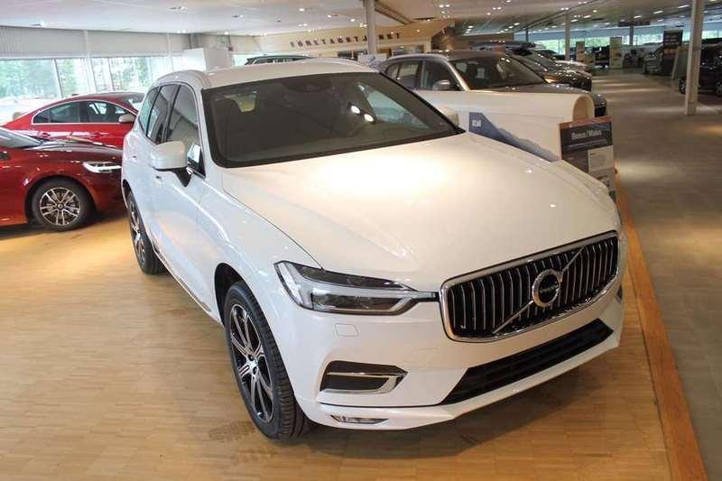 Sald Volvo Xc60 D5 Awd Inscription Begagnad 2018 0 Mil I Nacka
