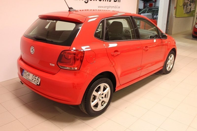s ld vw polo tdi 90 masters begagnad 2013 730 mil i link ping. Black Bedroom Furniture Sets. Home Design Ideas