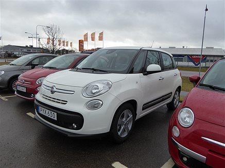 begagnad Fiat 500L Popstar 1.4 TJET /120hk