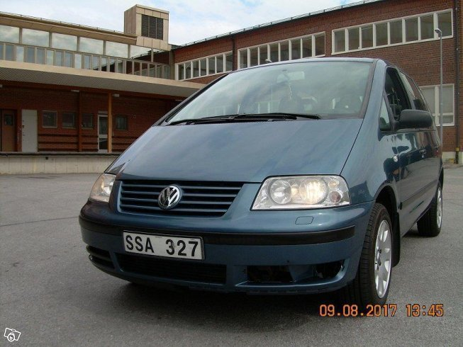 s ld vw sharan 1 8 t bes servad begagnad 2001 mil i stockholm. Black Bedroom Furniture Sets. Home Design Ideas