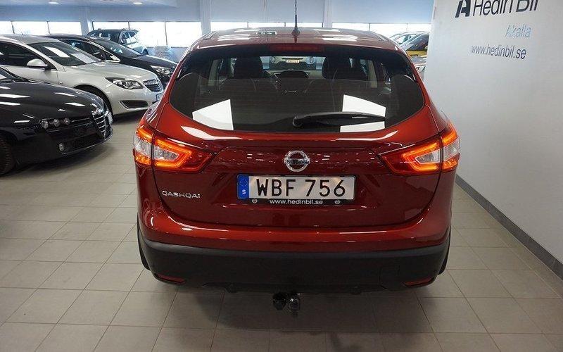 S 229 Ld Nissan Qashqai Demo Acenta D Begagnad 2017 48 Mil