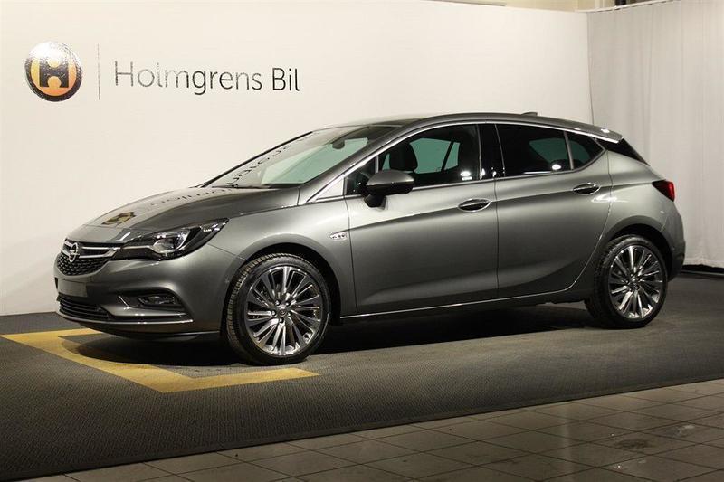 begagnad Opel Astra Business 5D 1.6D A6 /136hk Välutrustad!
