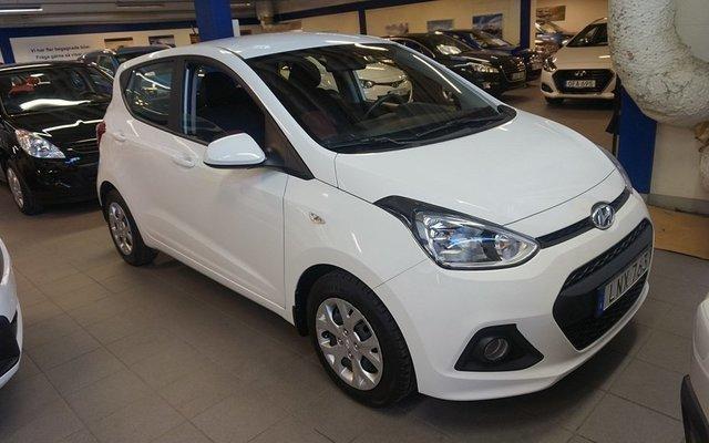 begagnad Hyundai i10 1.0 (66hk)