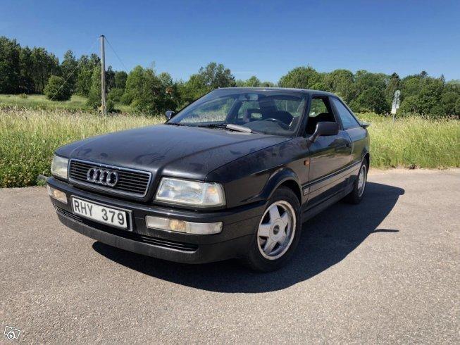 S 229 Ld Audi 80 Coupe 2 3e 92 Begagnad 1992 26 000 Mil I V 228 Nersborg