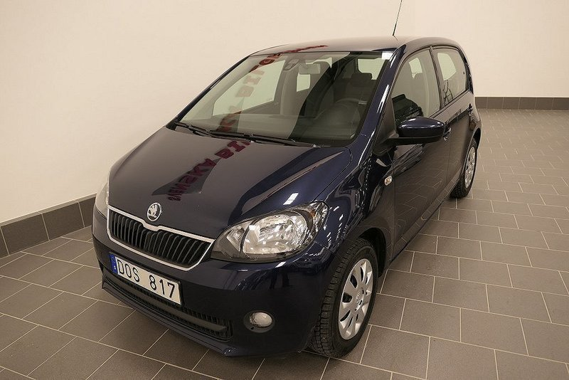 s ld skoda citigo 1 gare isofix l begagnad 2013 mil i stockholm. Black Bedroom Furniture Sets. Home Design Ideas