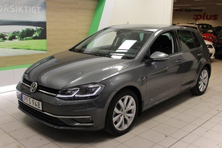 s ld vw golf tsi 150 facelift se u begagnad 2017 700 mil i sk vde. Black Bedroom Furniture Sets. Home Design Ideas